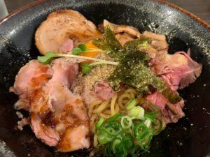 堺 ランチ ラーメン 肉麺ひだまり庵